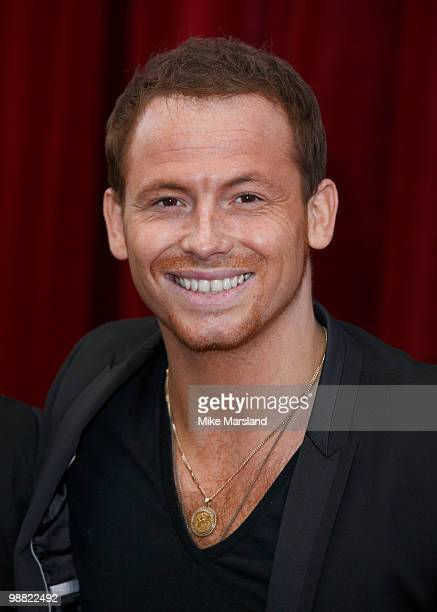 Joe Swash attends 'An Audience With Michael Buble' at The London Studios on May 3, 2010 in London, England.