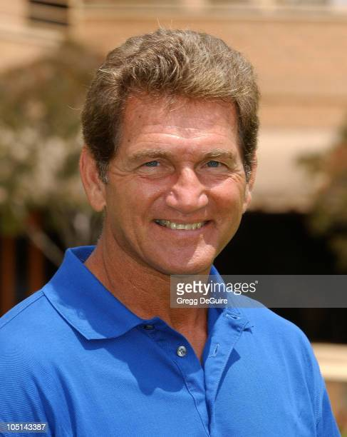 Joe Theisman during 4th Annual Celebrity Golf Classic Hosted By The National Breast Cancer Coalition at Valencia Country Club in Valencia,...