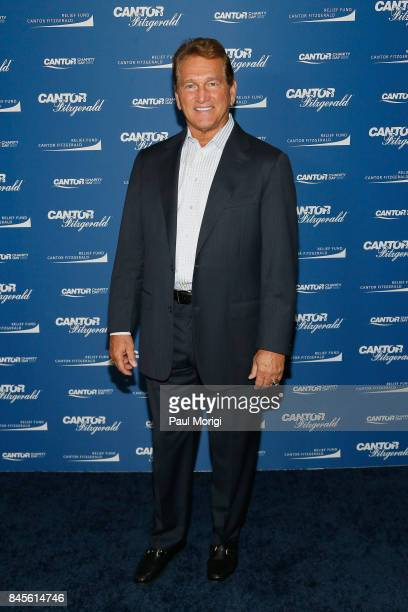 Joe Theismann participates in Annual Charity Day hosted by Cantor Fitzgerald BGC and GFI at Cantor Fitzgerald on September 11 2017 in New York City