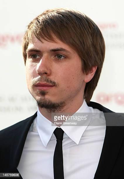 Joe Thomas attends The Arqiva British Academy Television Awards 2012 at The Royal Festival Hall on May 27 2012 in London England