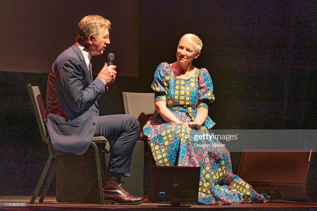 MA: An Afternoon Of Conversation And Song With Annie Lennox