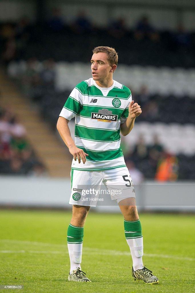 Celtic v Den Bosh - Pre Season Friendly paisley : News Photo