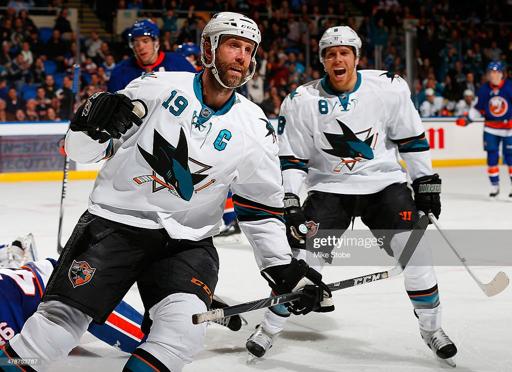 San Jose Sharks v New York Islanders
