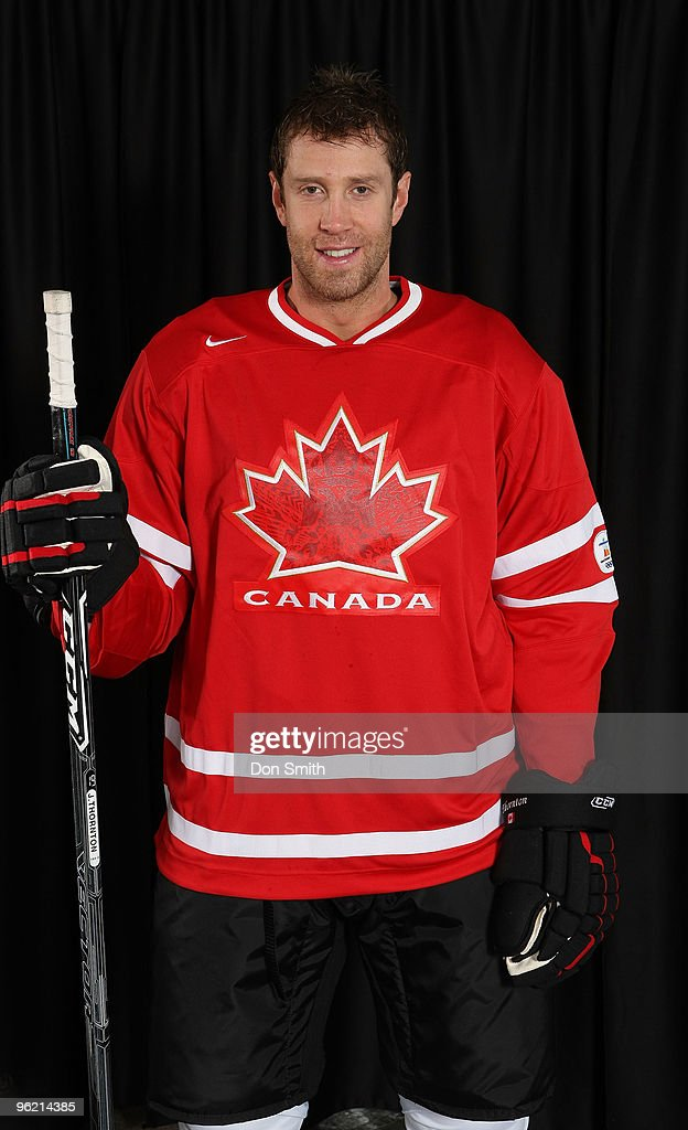 Olympic Hockey Portraits