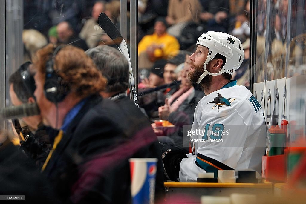 San Jose Sharks v Nashville Predators : News Photo