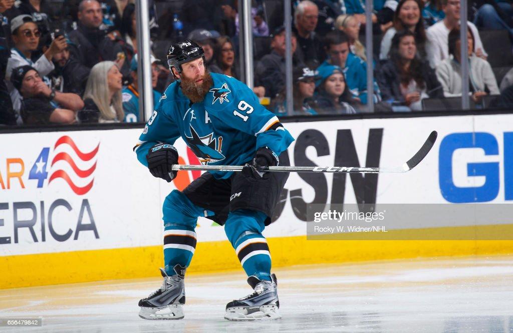 Anaheim Ducks v San Jose Sharks : News Photo