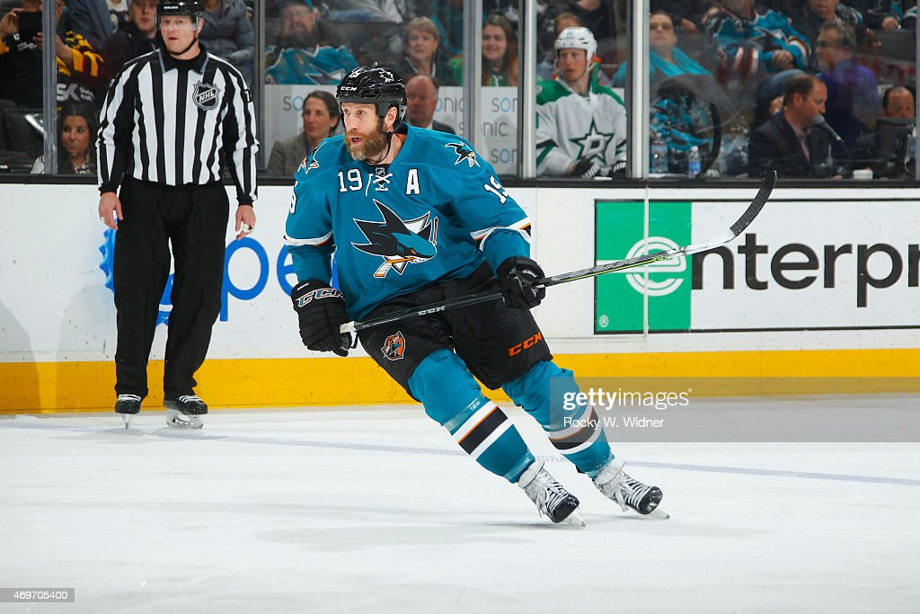 Dallas Stars v San Jose Sharks : News Photo