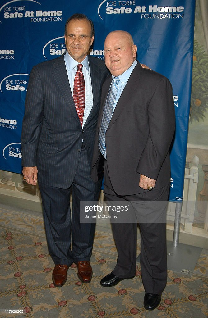2nd Annual Joe Torre Safe at Home Foundation Gala - Arrivals