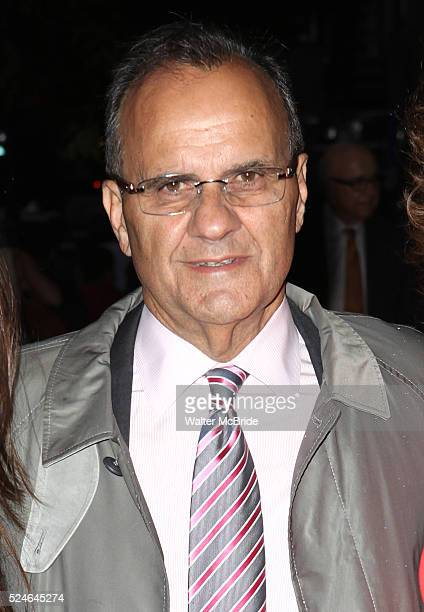 Joe Torre attending the Memorial To Honor Marvin Hamlisch at the Peter Jay Sharp Theater in New York City on 9/18/2012