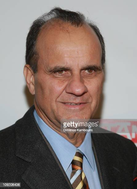Joe Torre attends the NY Comedy Festival Event Stand Up for Heroes A Benefit for the Bob Woodruff Family Fund on Nov 7 at Town Hall in NYC