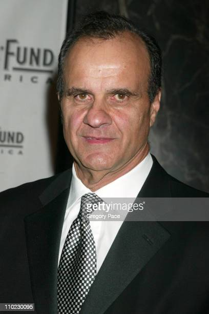 Joe Torre during The Actors Fund There's No Business Like Show Business Gala at Cipriani 42nd Street in New York City New York United States