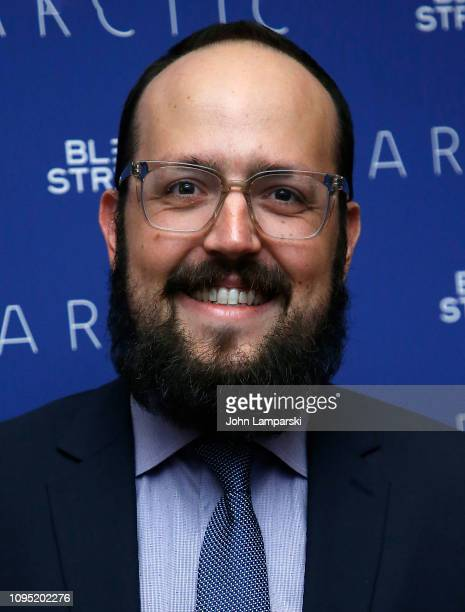 Joe Trapanese attends 'Arctic' New York Screening at Metrograph on January 16 2019 in New York City