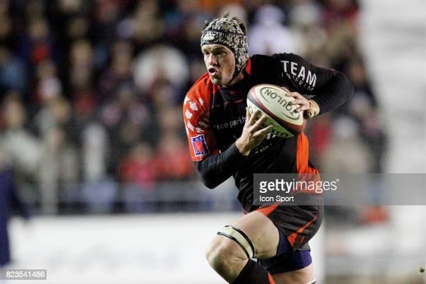 Joe Van Niekerk Toulon / Montpellier 13eme journee de Top 14