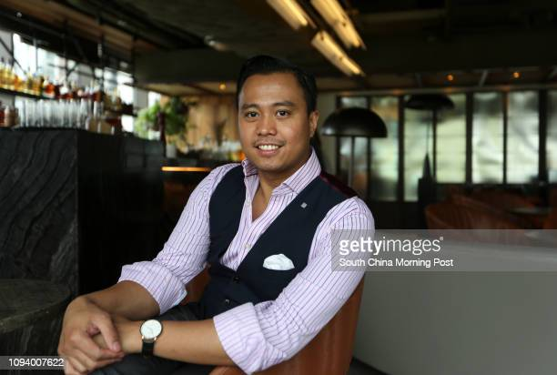 Joe Villanueva poses for a photograph at Red Sugar in Kerry hotel Hung Hom bay Kowloon 10AUG17 SCMP / Xiaomei Chen [FEATURES]#10