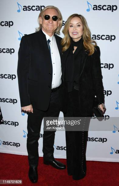Joe Walsh and Marjorie Bach attend the 36th Annual ASCAP Pop Music Awards at The Beverly Hilton Hotel on May 16 2019 in Beverly Hills California