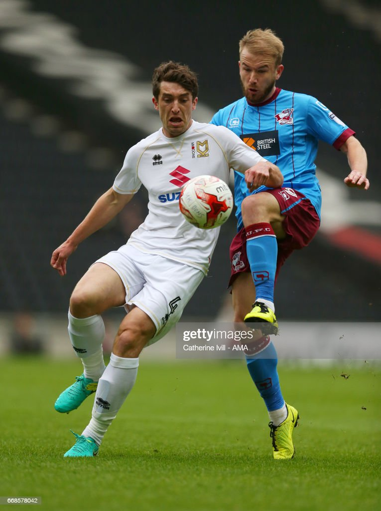 Milton Keynes Dons v Scunthorpe United - Sky Bet League One