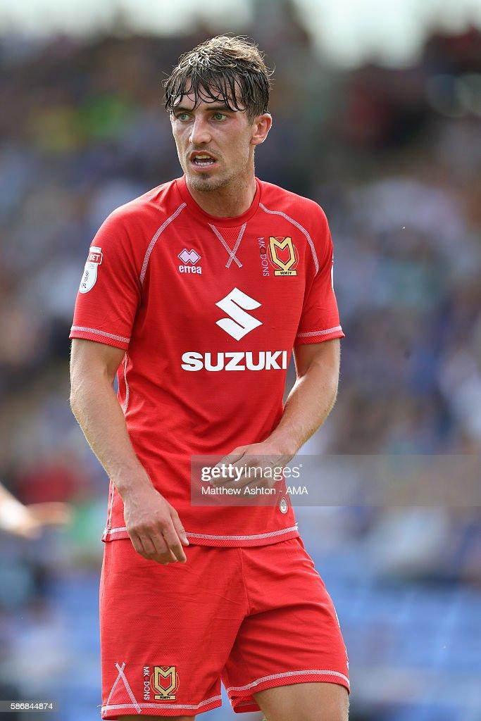 Shrewsbury Town v MK Dons: Sky Bet League One