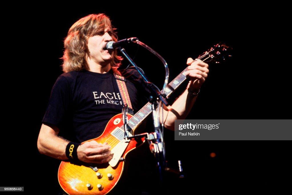 Joe Walsh Of The Eagles : News Photo