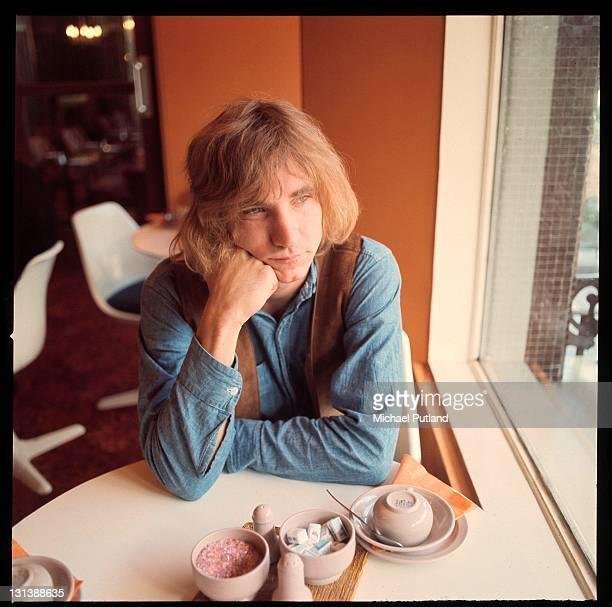 Joe Walsh of the James Gang and later The Eagles portrait London 20th October 1970