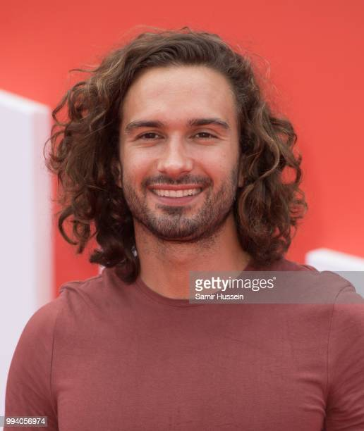 Joe Wick attends the 'Incredibles 2' UK premiere at BFI Southbank on July 8 2018 in London England