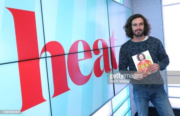 Joe Wicks aka 'The Body Coach' visits Heat Radio on January 11 2019 in London England