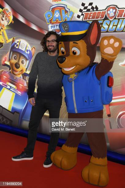 Joe Wicks attends the gala screening of Paw Patrol at Cineworld Leicester Square on January 19 2020 in London England