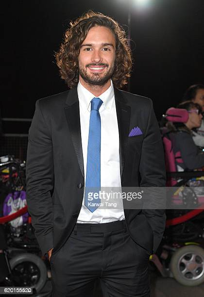 Joe Wicks attends the Pride Of Britain Awards at The Grosvenor House Hotel on October 31 2016 in London England