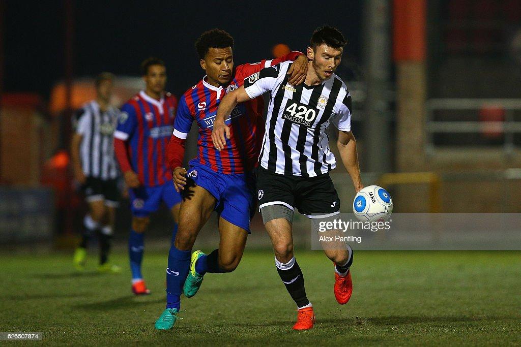 Dagenham & Redbridge v Torquay United - Vanarama National League : News Photo