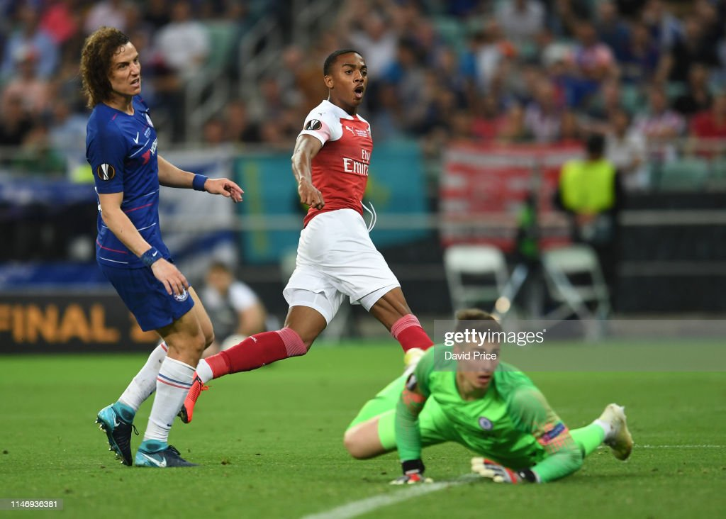 Chelsea v Arsenal - UEFA Europa League Final : ニュース写真