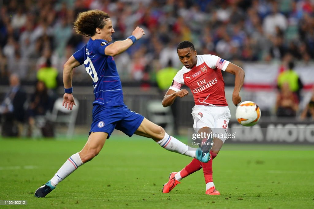 Chelsea v Arsenal - UEFA Europa League Final : Fotografía de noticias