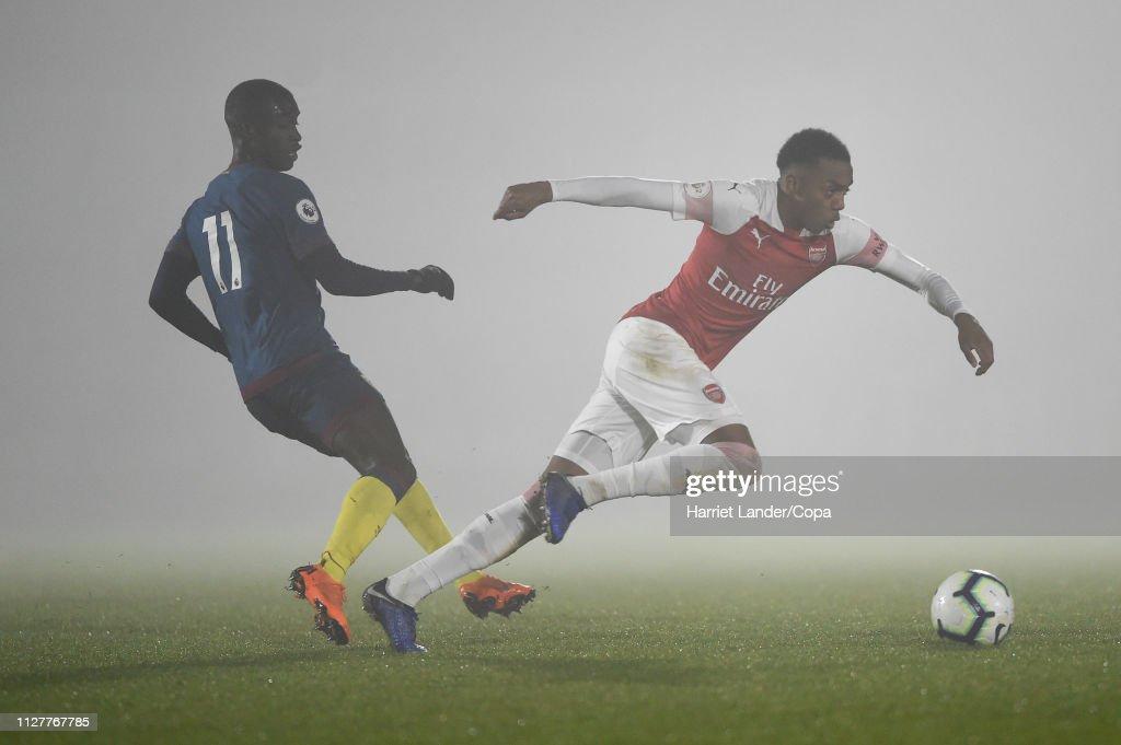 Arsenal v West Ham - Premier League 2 : News Photo