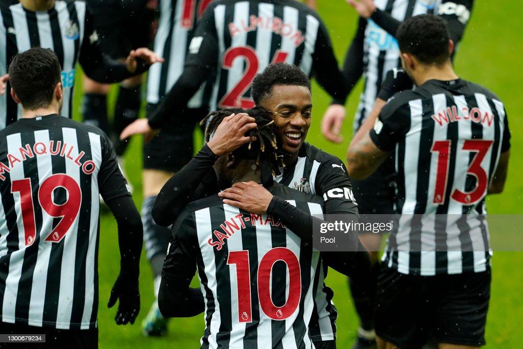 Newcastle United v Southampton - Premier League : News Photo