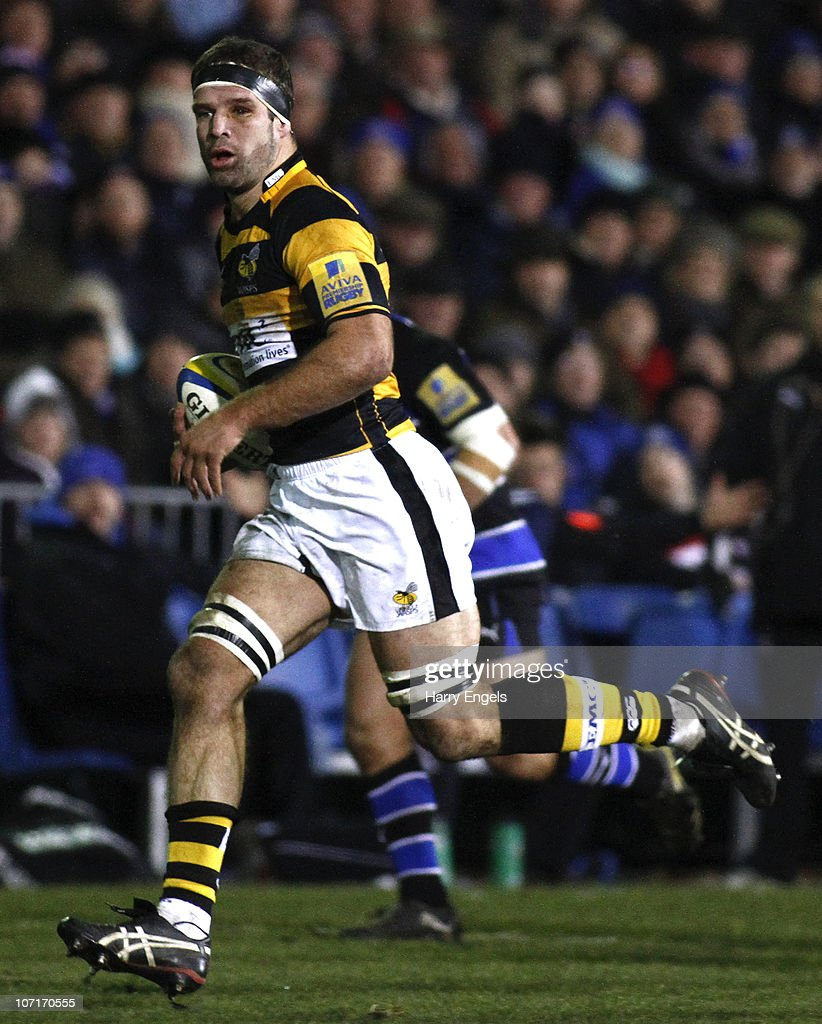 Bath v London Wasps - AVIVA Premiership