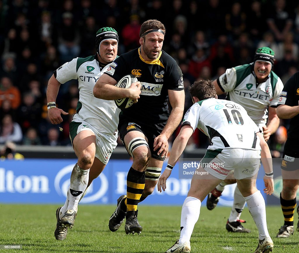 London Wasps v London Irish - Guinness Premiership