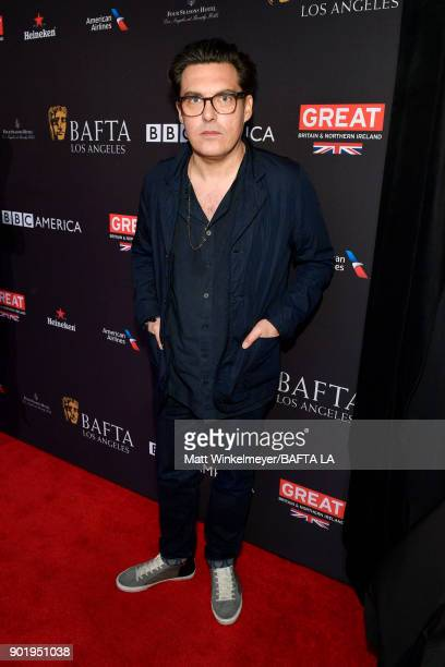 Joe Wright Attends The Bafta Los Angeles Tea Party At Four Seasons Hotel