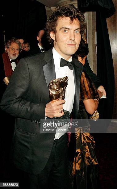 Joe Wright attends the Official BAFTA after show party following The Orange British Academy Film Awards , at Grosvenor House Hotel on February 19,...