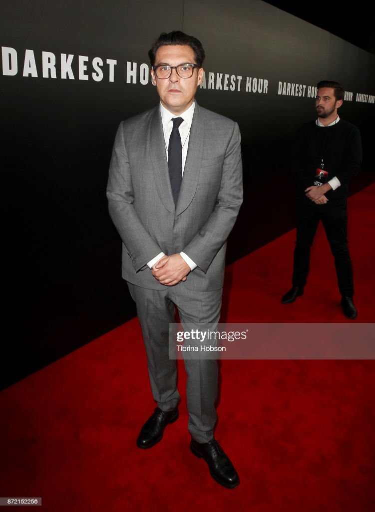 "Premiere Of Focus Features' ""Darkest Hour"" - Red Carpet"