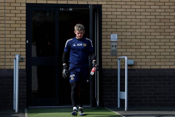 GBR: Wolverhampton Wanderers Training Session