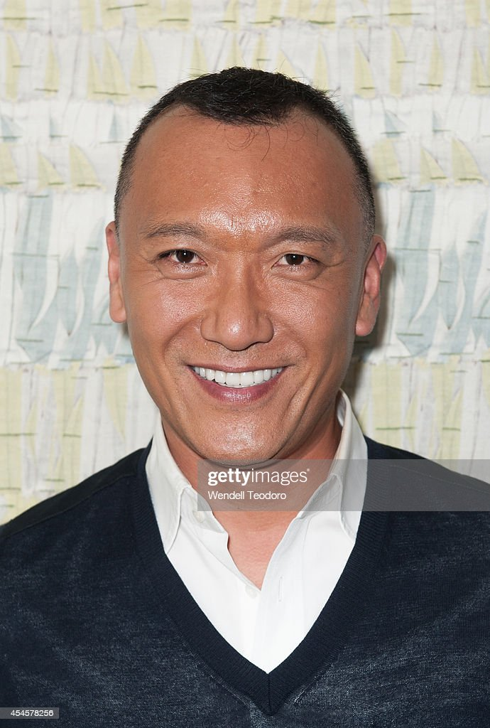 Joe Zee attends the 'Secret Guide To Fabulous' Premiere Party at the Crosby Hotel on September 3, 2014 in New York City.