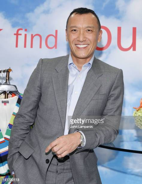 Joe Zee, :Elle Magazine Creative Director and host of All On the Line with Joe Zee, visits Macy's Herald Square on March 22, 2012 in New York City.