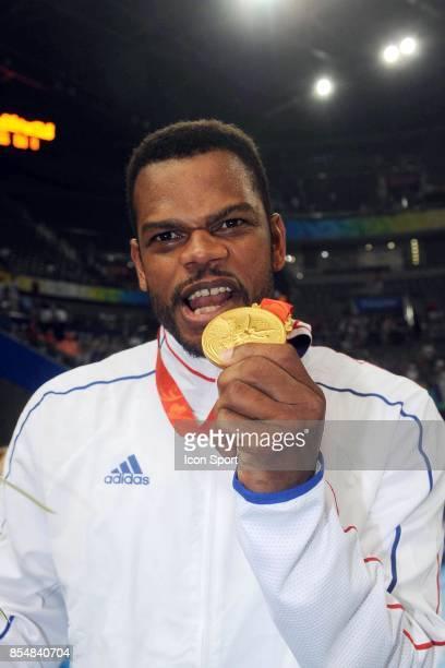 Joel ABATI France / Islande Finale Jeux Olympiques Pekin 2008