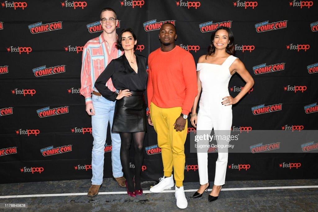 New York Comic Con 2019 - Day 1 : ニュース写真