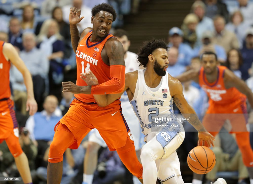 Clemson v North Carolina