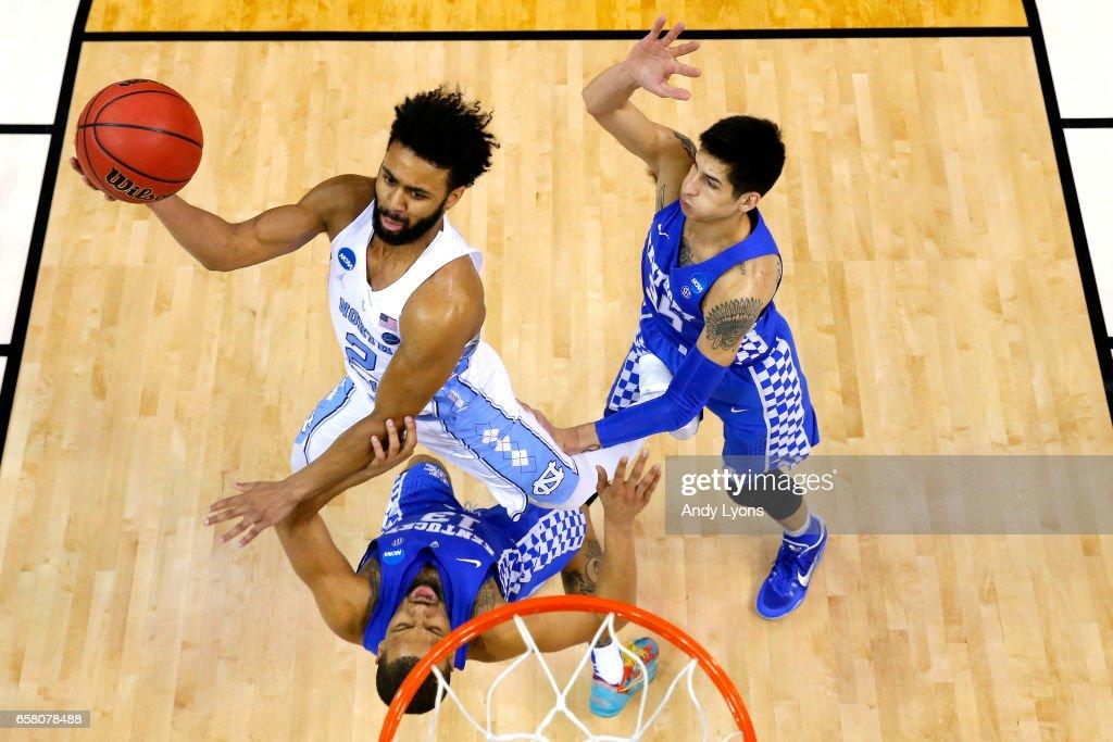 Kentucky v North Carolina : News Photo