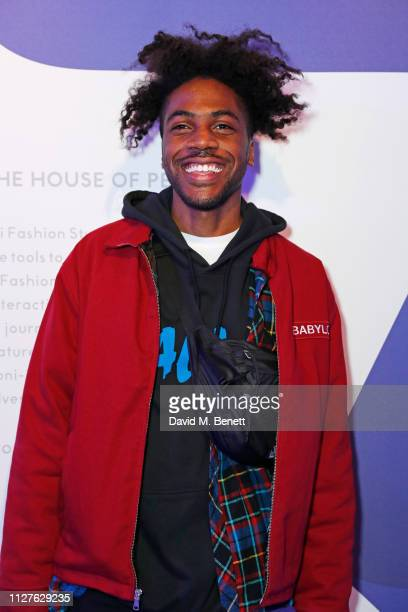 Joel Boyd attends the launch of The House Of Peroni on February 26 2019 in London England
