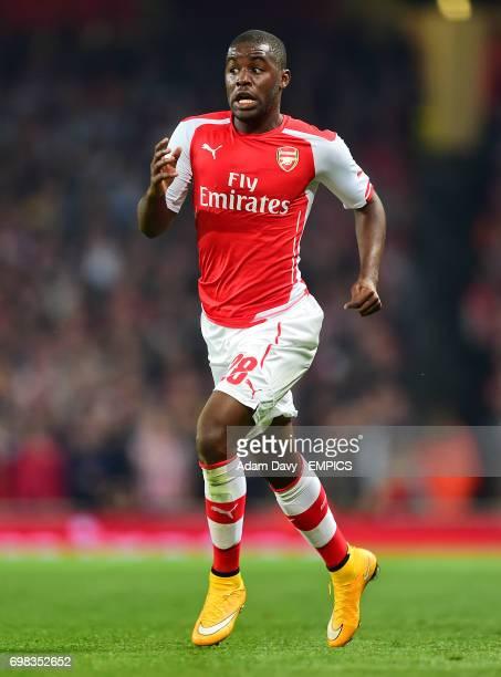 Joel Campbell Arsenal