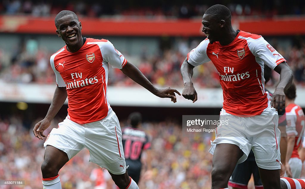 Arsenal v Benfica - Emirates Cup : News Photo
