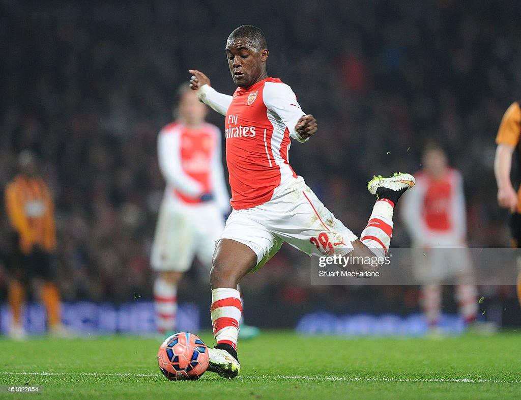 Arsenal v Hull City - FA Cup Third Round : News Photo