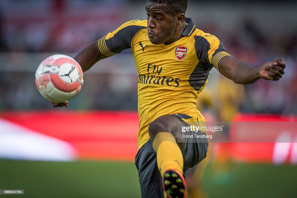 Viking FK v Arsenal: Pre-Season Friendly : News Photo