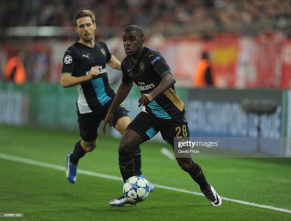 Olympiacos FC v Arsenal FC - UEFA Champions League : News Photo